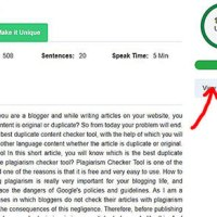 How to Check Duplicate Content for Blogging Duplicate content checker tool