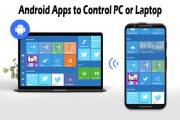 Best 5 Android Apps to Control PC or Laptop from Phone
