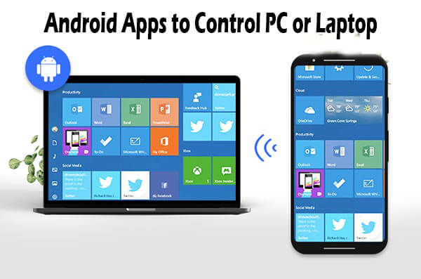 Android Apps to Control PC
