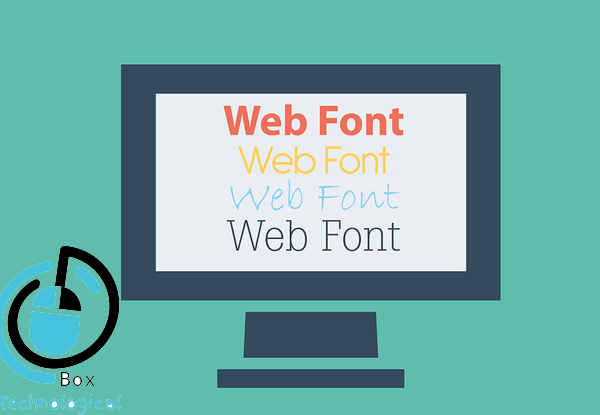 How Can You Choose The Suitable Font With Your Site ?