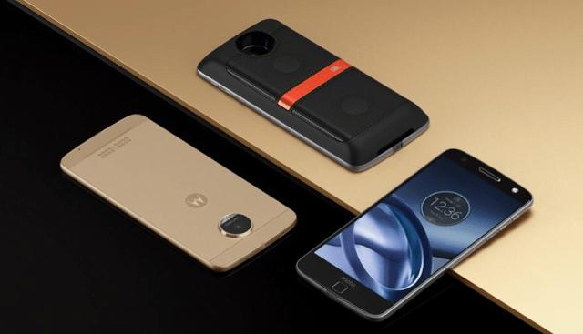 لينوفو تعلن عن هاتفها الجديد Moto Z Play