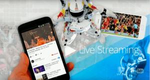 يوتيوب تنافس فيس بوك لايف من خلال هذه الميزة الجديده