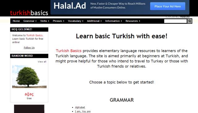 TurkiahBasics