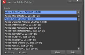 Adobe CC patch tech-box