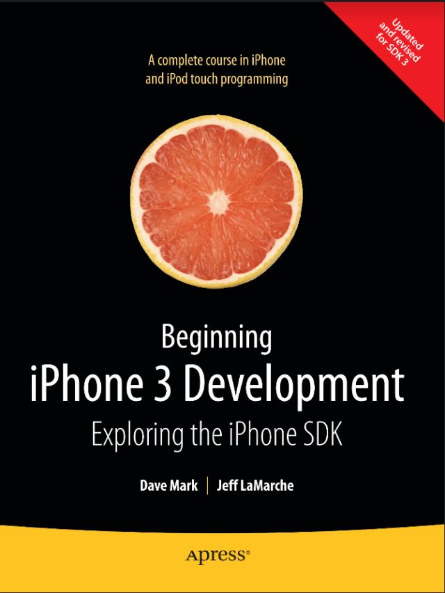 كتاب مدفوع لبرمجة وتطوير تطبيقات الايفون والايباد