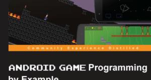 كتاب Android Game Programming by Example