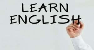تعلم الانجليزية