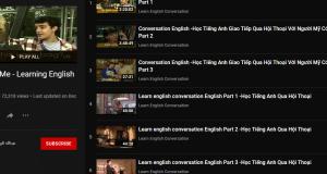 مسلسل Follow Me لتعلم اللغة الانجليزية كامل