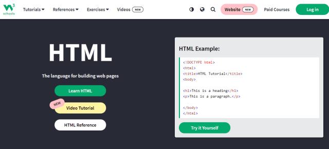 افضل المواقع لتعلم البرمجة من الصفر مجانًا
