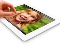 iPad 4th Generation retina screen