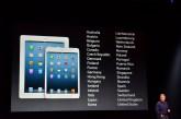 iPad mini and iPad 4 comparison