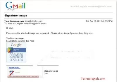 Attach Email In Gmail that you can do easily