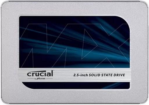 Crucial MX500 500GB 3D NAND SATA 2.5 Inch Internal SSD – CT500MX500SSD1(Z) Review