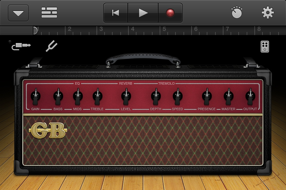 GarageBand Comes to the iPhone