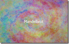 Mandelbrot