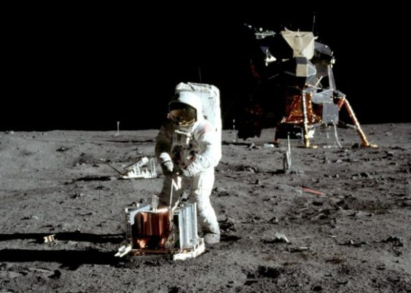 NASA makes Apollo moon landing sound recordings available ...