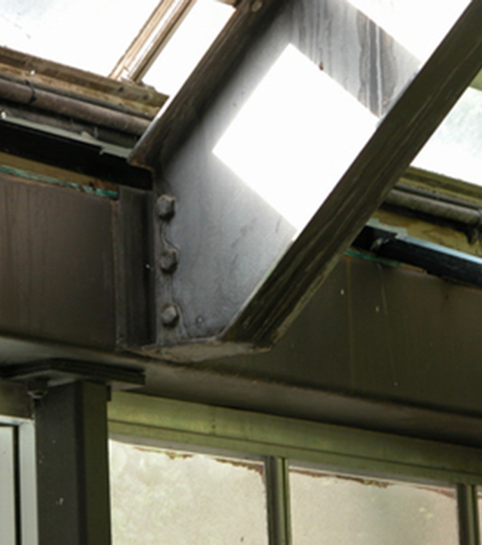 The High-Performance Polyimide Powder Coatings could potentially be used in I-beams to prevent corrosion