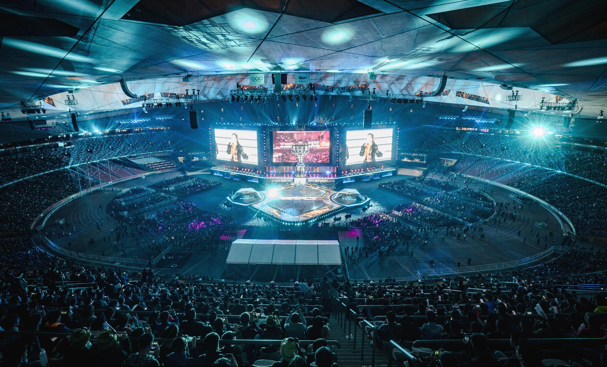 Engineering Esports: The Tech That Powers Worlds | Riot Games ...