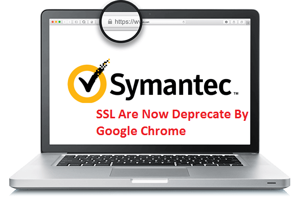 Chrome downgrade Symantec EV SSL