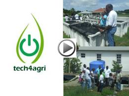 Antigua Aquaponics Video - tech4agri