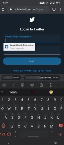 Android 11 to Integrate Password Autofill with Keyboards