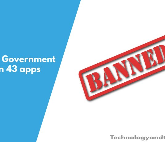 Indian Government ban 43 apps CHECK NOW