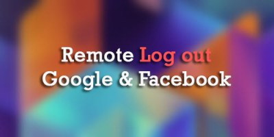 How to remote logout