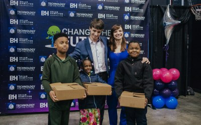 Celebrating the Dream of Students in the Community with the Open Doors Challenge Event