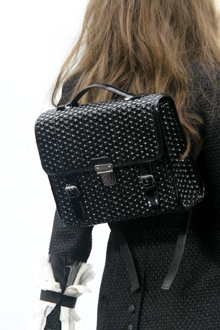 Chanel Backpack-Briefcase