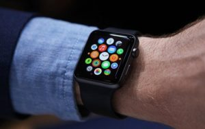 Apple Watch that can make calls