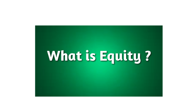 What, Exactly, is Equity? And How Much Should a Healthy Company Have?