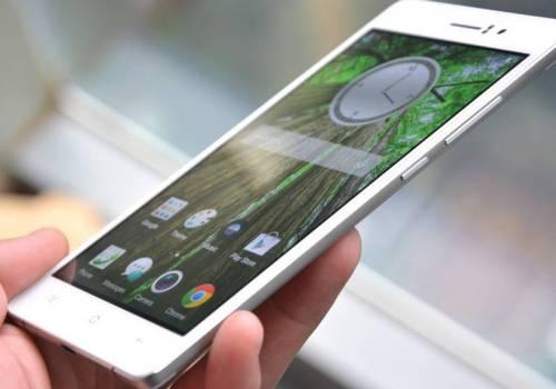 विश्वको सबैभन्दा पातलो स्मार्टफोन 'अार फाइभ' ओप्पोले बनायो