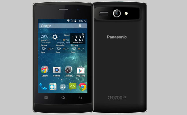 पानासोनिकको सस्तो स्मार्टफोन 'टी९'