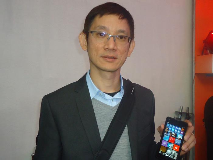 स्थानिय सहकार्यमा आएका विण्डोज फोन निकै सस्ता र आकर्षक छन्-इभान चान
