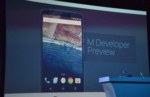 गूगलको नयाँ अपरेटिंग सिष्टम 'एन्ड्रोयड एम'को घोषणा, यस्ता छन् सुविधाहरु