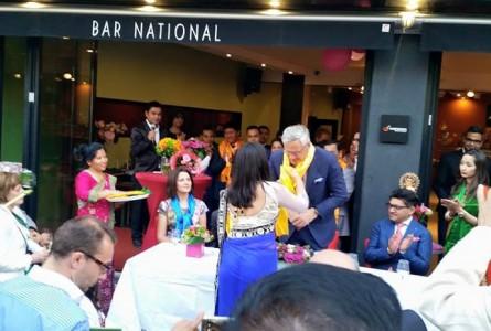 नेपाली लगानीमा बेल्जियममा होटल नेशनल संचालन