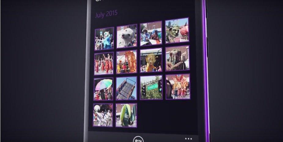 विण्डोज ८.१ फोनका लागि माइक्रोसफ्टको फोटो स्टोरी एप