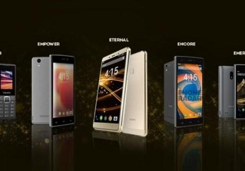 भारतमा नयाँ मोबाइल ब्राण्ड भियान, बजेट फोन श्रेणीमा ५ मोडल सार्वजनिक