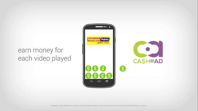 क्यास अन एड एप फेरि विश्व बजारमा आउँदै, मोबाइल एपमा विज्ञापन हेरेपछि पैसा पाईने