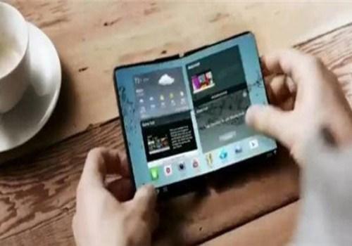 सामसुंगले वालेट जस्तै स्मार्टफोन ल्याउँदै, ७ इन्चको फोल्डेबल फोन