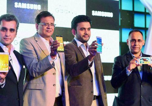 सामसुंगको ग्यालेक्सी जे फाइभ तथा ग्यालेक्सी जे सेभेनको २०१६ संस्करण भारतमा