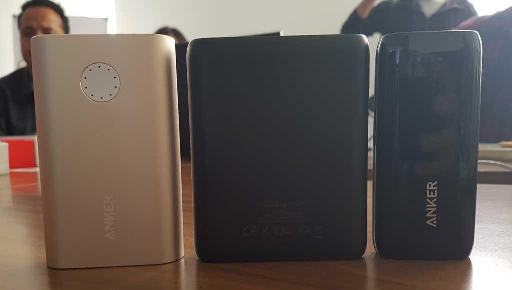 एन्करका पावरब्यांकहरु बजारमा, क्वालकमको क्विक चार्ज २.० प्रविधि प्रयोग