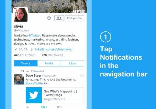 ट्विटरले नोटिफिकेसन सेटिंग परिवर्तन गर्यो, अब फलोअर्सको मात्र नोटिफिकेसन
