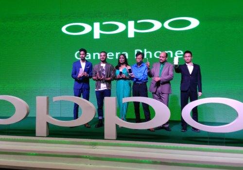 ओप्पो स्मार्टफोन नेपाल भित्रियो, एफ वान एससहित अन्य दुई मोडल