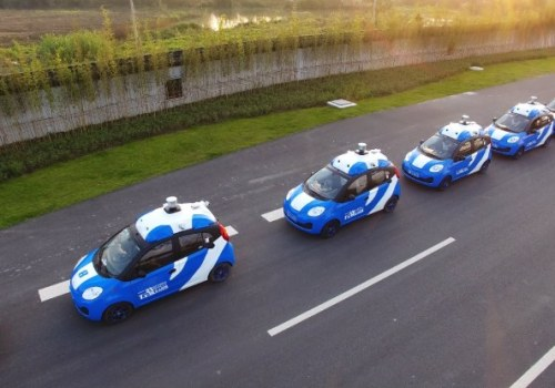 चीनमा बैदूका स्वचालित कारहरुको सार्वजनिक परिक्षण हुँदै