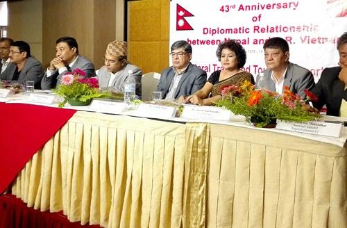 नेपाल र भियतनामबीच द्विपक्षीय व्यापार तथा पर्यटन अवसर बारे छलफल