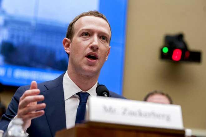 फेसबुक क्याम्ब्रिज एनालिटिका स्क्याण्डलको विषयमा बेलायतलाई जरिवाना तिर्न तयार