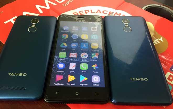 'टम्बो' मोबाइल ब्राण्ड नेपालमा भित्रँदै, किनेको २०० दिन भित्र फोन बिग्रे 'रिप्लेसमेन्ट' को सुबिधा