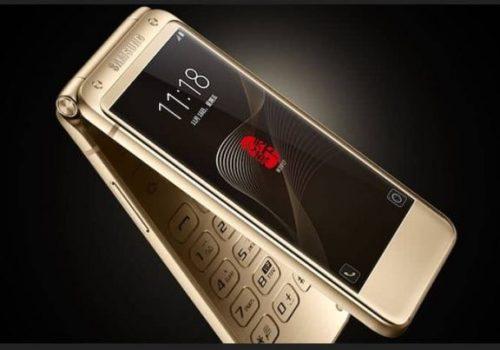 सामसंगको एन्ड्रोयडमा आधारित फ्लिप फोनमा ड्यूल क्यामरा राखिने