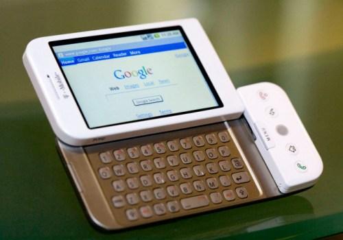 एन्ड्रोयड अपरेटिंग सिस्टमको १० वर्षे यात्रा पुरा, यस्तो थियो एन्ड्रोयडमा आधारित पहिलो फोन